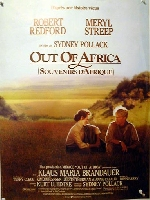 Out of Africa รักริมขอบฟ้า