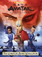 avatar:The last air bender book 1