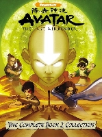 avatar:The last air bender book 2