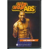 Hip Hop ABS : Last Minute ABS (dvd)