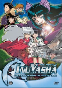 Inuyasha the movie 1-4