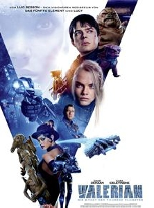 Valerian and the City of a Thousand Planets วาเลเรียน พลิกจักรวาล